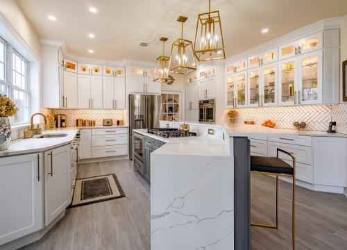 Cream And Off White Kitchen Cabinets The Rta Store