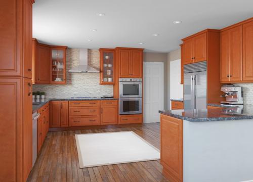 White Kitchen Cabinets The Rta, Mid Range Kitchen Cabinets