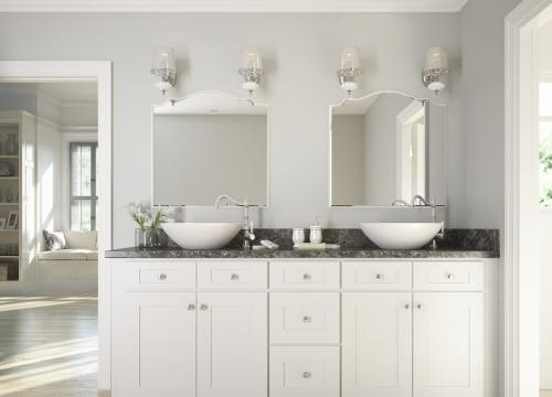 Ready To Assemble Bathroom Vanities Cabinets The Rta Store