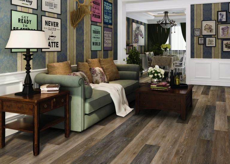 Luxury Vinyl Flooring - FREE SHIPPING
