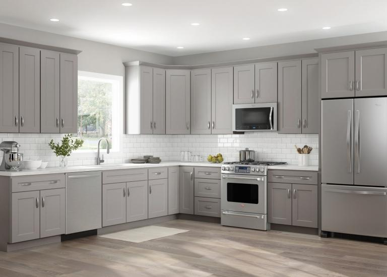 Roanoke Pre-Assembled Cabinetry (18 finishes available)