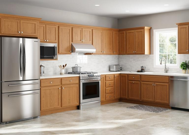 Saratoga Pre-Assembled Cabinetry (12 finishes available)