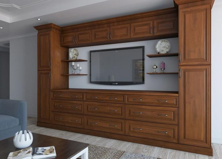 Cambridge Saddle Glaze RTA Cabinets
