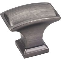 Jeffrey Alexander By Hardware Resource - Annadale Collection - in  Brushed Pewter