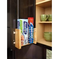 "Vertical Door Rack Fits a 18"" Wide Wall or Base Cabinet (Rev-A-Shelf)Back  Reset  Delete  Duplicate  Save  Save and Continue Edit"