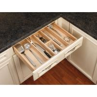 "Trimmable Utility Tray - Fits Drawer Sizes up to 27"" Wide (Rev-A-Shelf)"