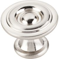 """Elements By Hardware Resource - Syracuse Collection Pulls - 1.1875"""" Projection in Satin Nickel"""