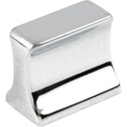 "Jeffrey Alexander By Hardware Resource - Sullivan Cabinet Knob - 1.25"" Diameter in Polished Chrome"