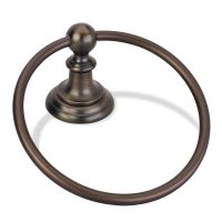 "Elements By Hardware Resource - Fairview Collection - 2.5"" Diameter in Brushed Oil Rubbed Bronze"