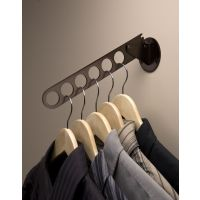Bronze Adjustable Laundry Valet