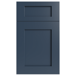 Midtown Blue Shaker Sample Door