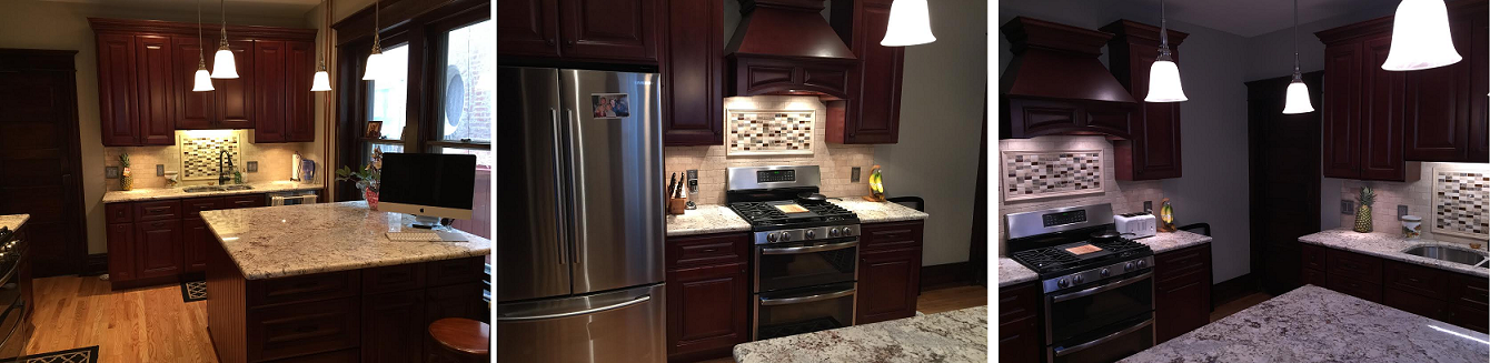 Scott Holwick Our Contractor Recommended Your Company For Myriad Reasons And We See Why Are Already Enjoying Showing Off New Kitchen To