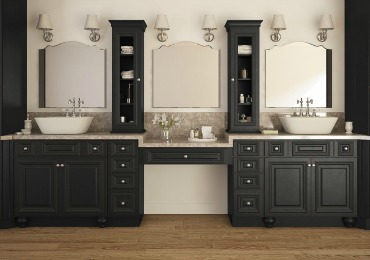 Custom Bathroom Vanities Tampa bathroom cabinets. 25 best ideas about bathroom cabinets on