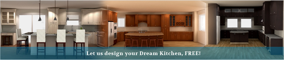 FREE Professional Kitchen Desi...