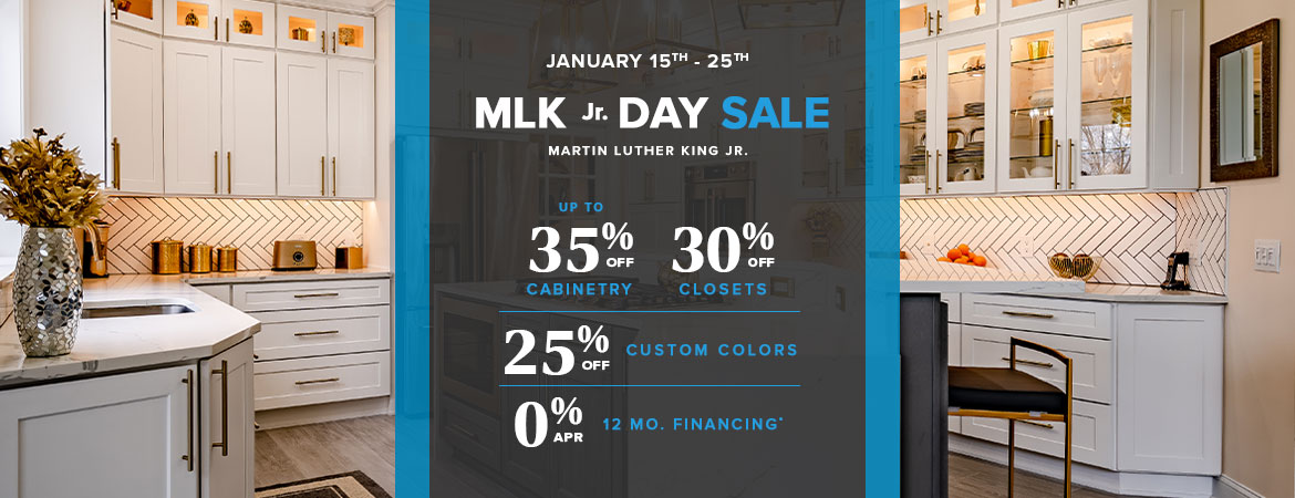 Our Martin Luther King Jr Day Sale Has Arrived!