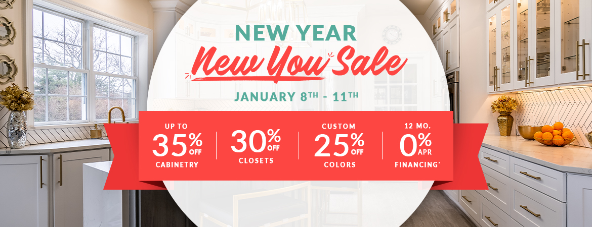 Our New Year New You Sale is Here!