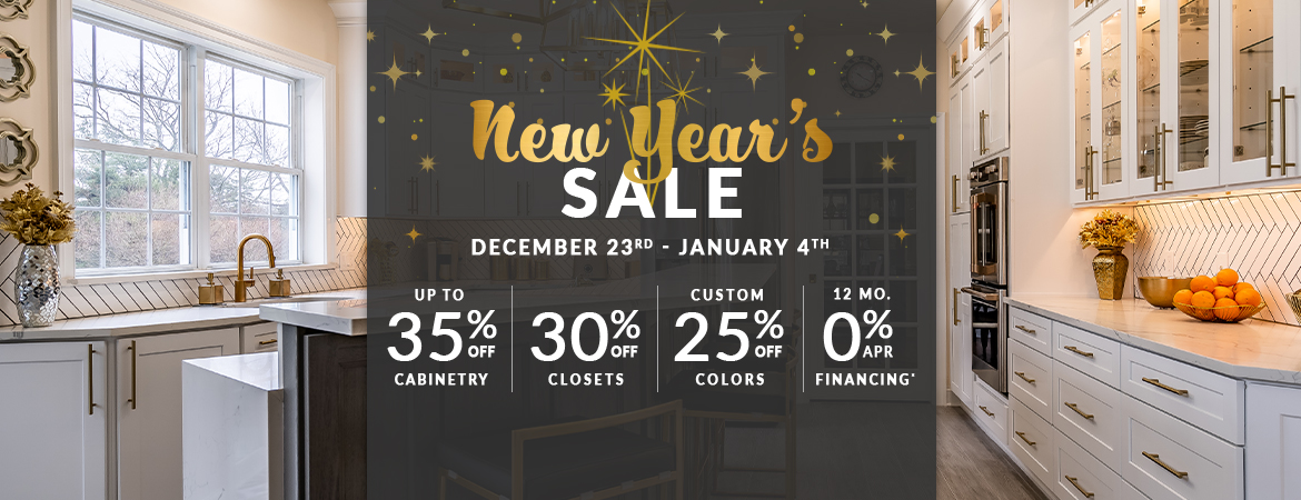 Our New Years Sale Has Arrived!