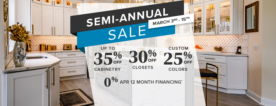 Our Semi Annual Sale is Here!