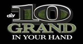 DIY 10 Grand in your hand logo