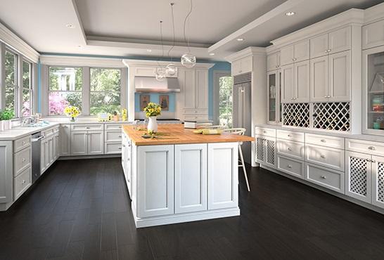 RTA Pre-Assemble Kitchen Cabinets