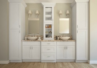 Ready To Assemble Pre Assembled Bathroom Vanities Cabinets The Rta Store