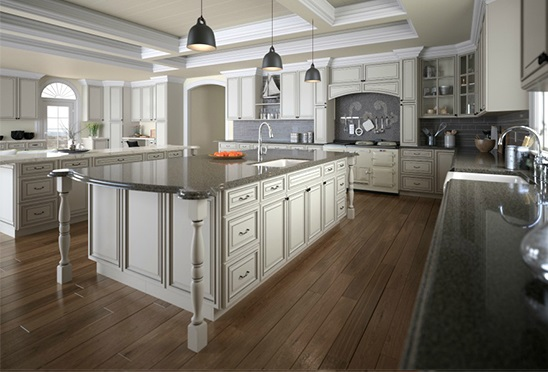 RTA Ready to Assemble Kitchen Cabinets